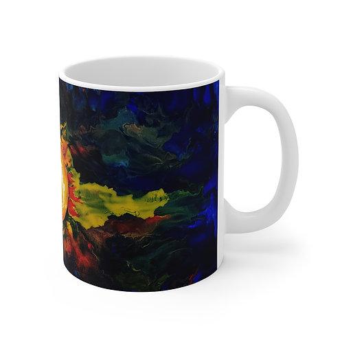Central Focus (Art Mug)