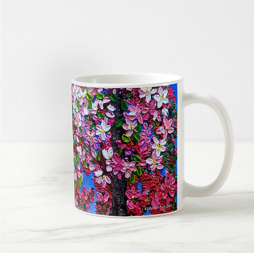 Blossoms of Spring Coffee Mug