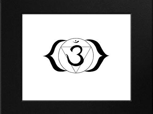 Third Eye Chakra Print