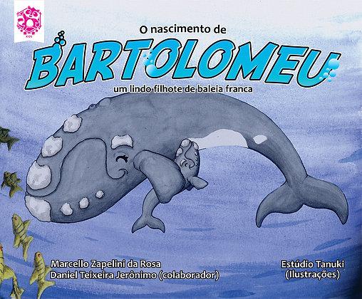 Livro infantil - O nascimento de Bartolomeu
