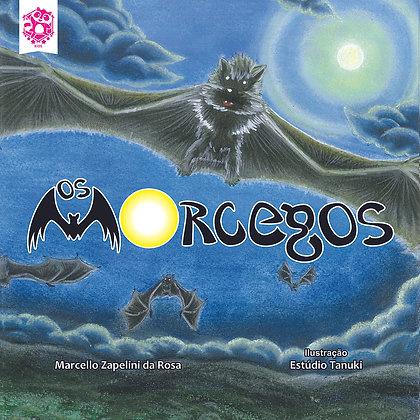 Livro infantil - Os Morcegos