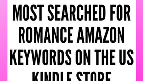 Most Popular Romance Keywords on Amazon in January 2021