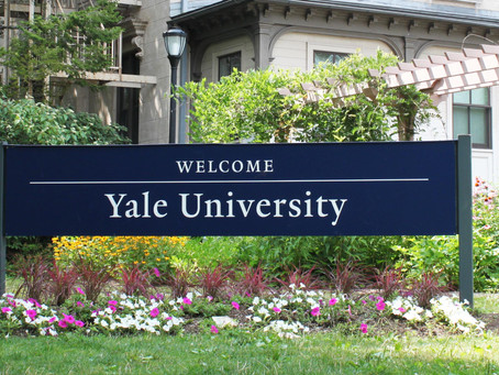Here We Go Again. . .Does Yale Really Have an Admissions Problem, Too?