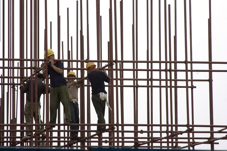steel workers, employee productivity