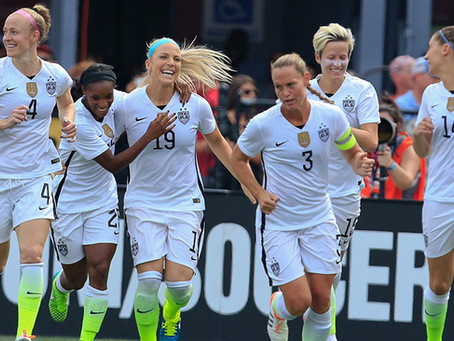 Equal Pay and Women's Soccer