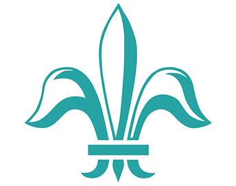 Westminster Associates Fleur De Lis Logo