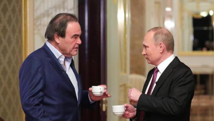 Quand Oliver Stone rencontre Vladimir Poutine