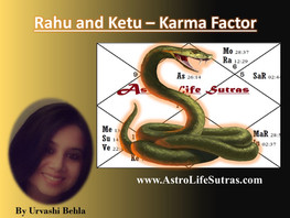 Rahu-Ketu & Karma Theory