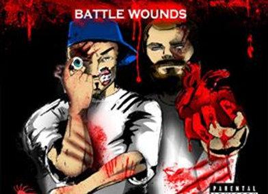 BATTLE WOUNDS ALBUM