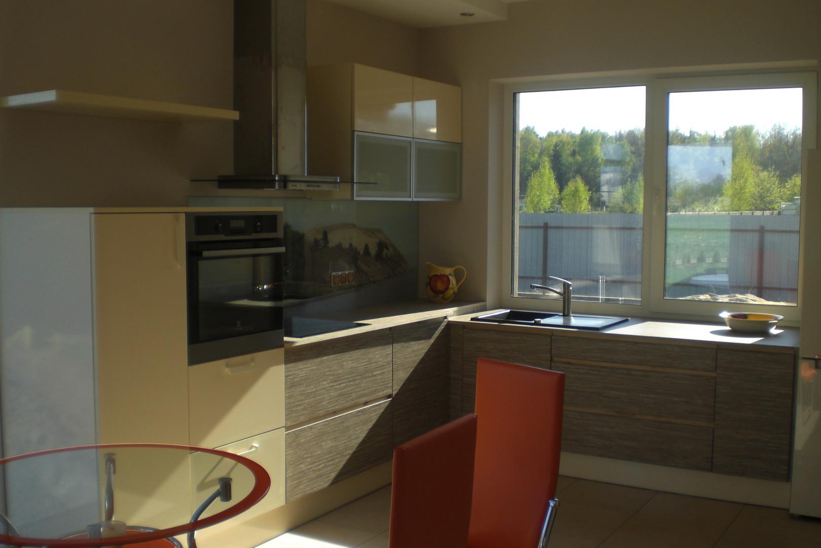 HPL - virtuvė