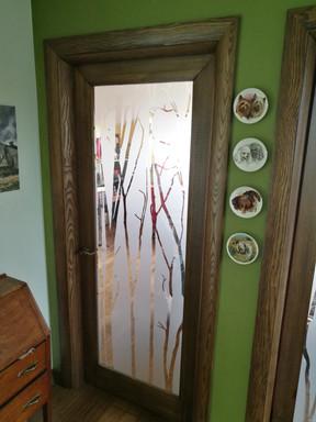 Užapvalintos durų staktos apvadai ir rėmai