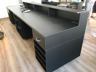 Priimamojo stalas