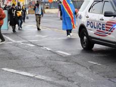 P.D.D.CO: Congolese protest in Washington DC 17 Dec /2016