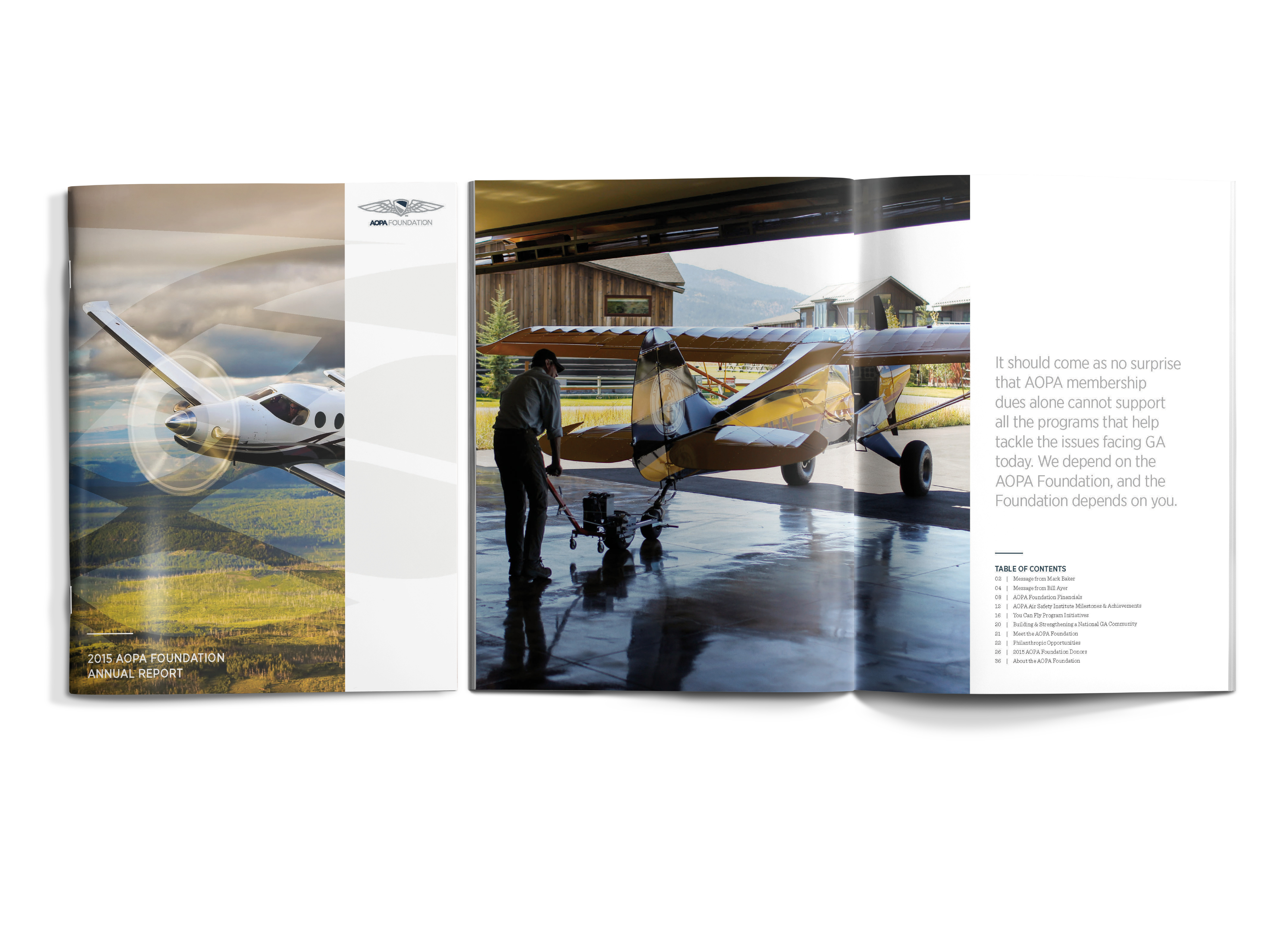 AOPA Foundation Annual Report
