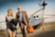 Executive Helicopter Travel