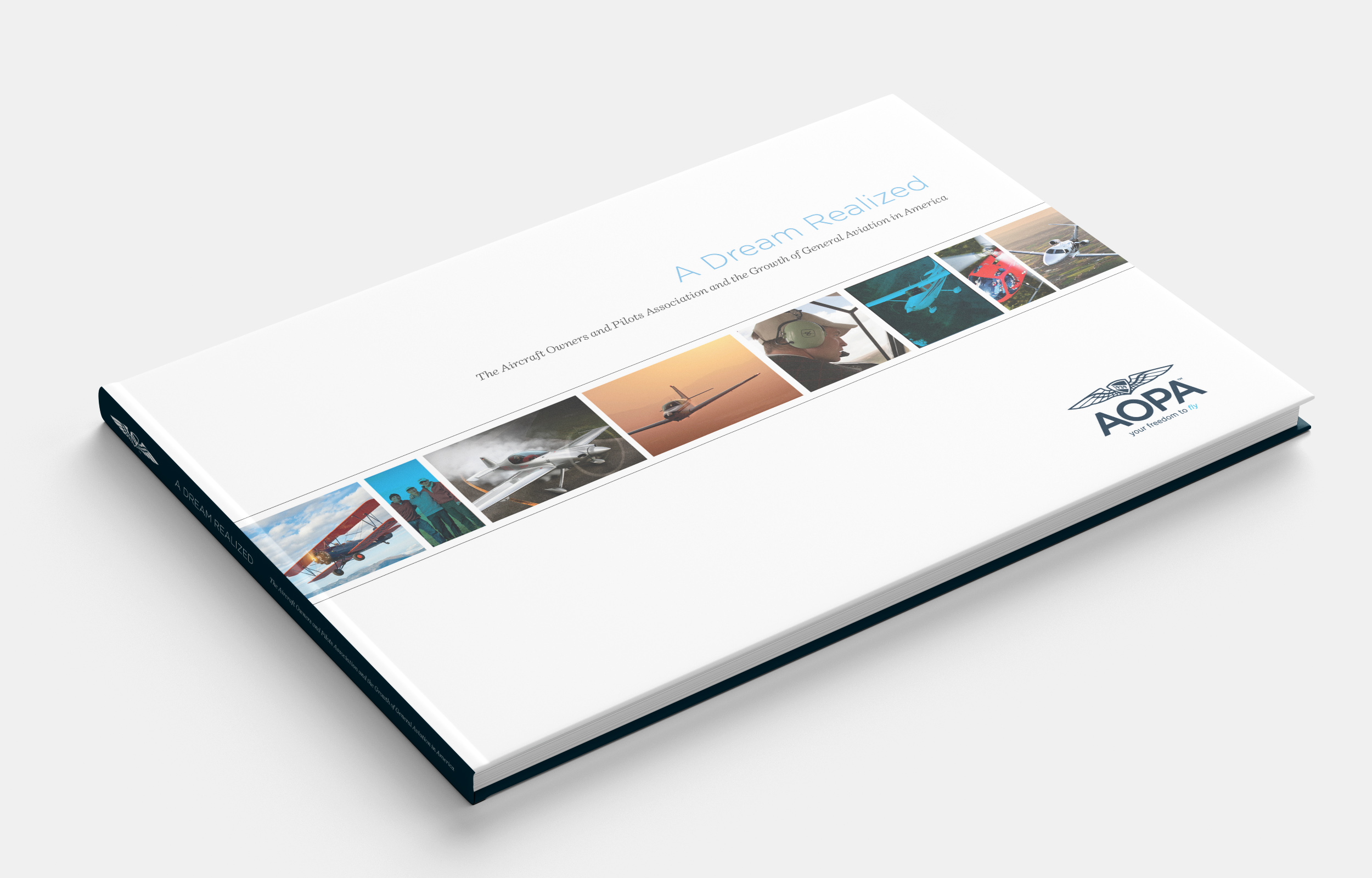 AOPA 80th Anniversary Book