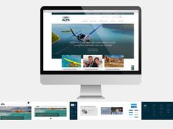 AOPA Website Redesign