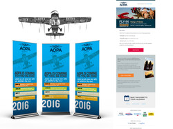 AOPA Fly-in Event Campaign