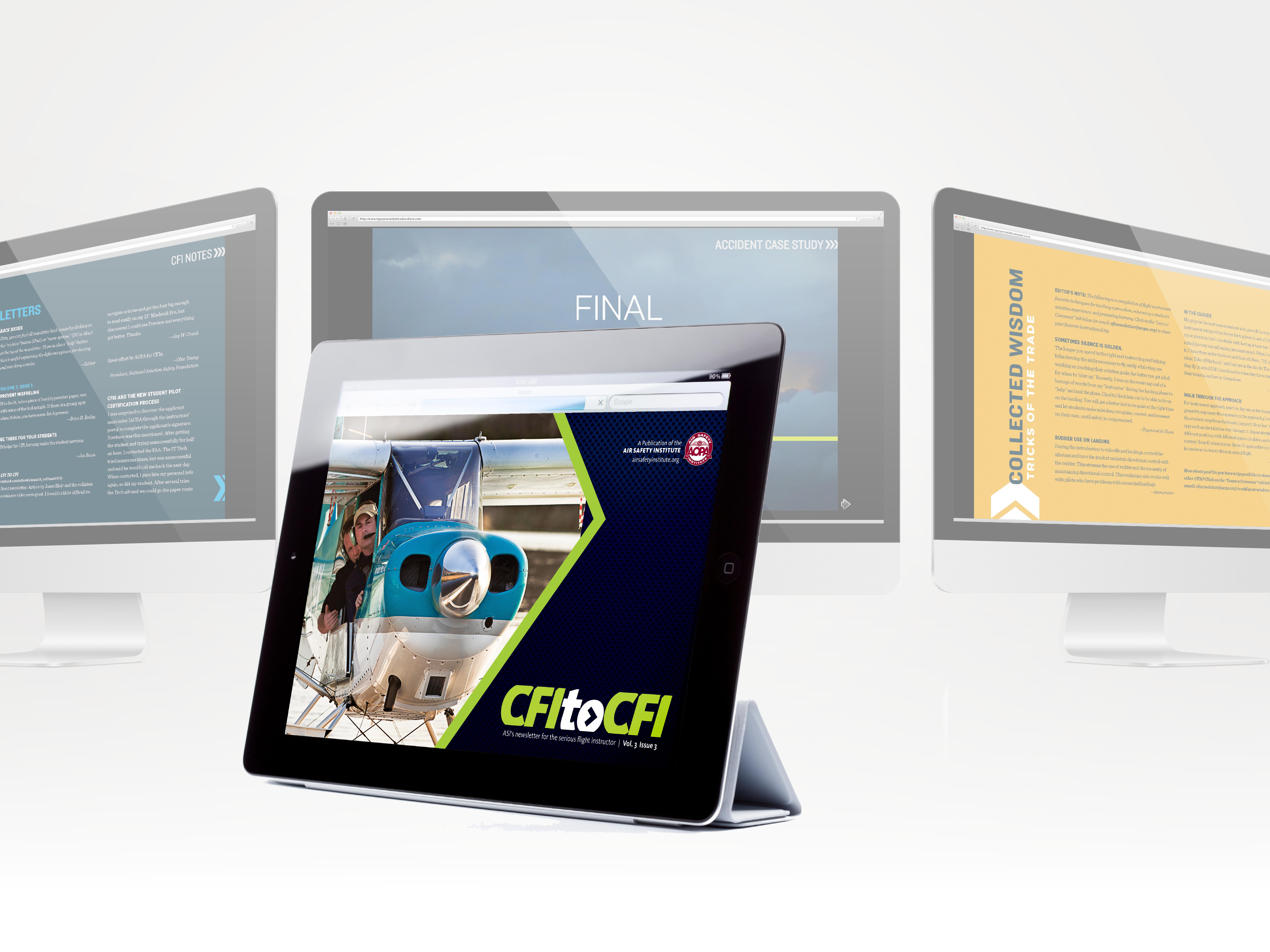 CFI-to-CFI - Digital Publication