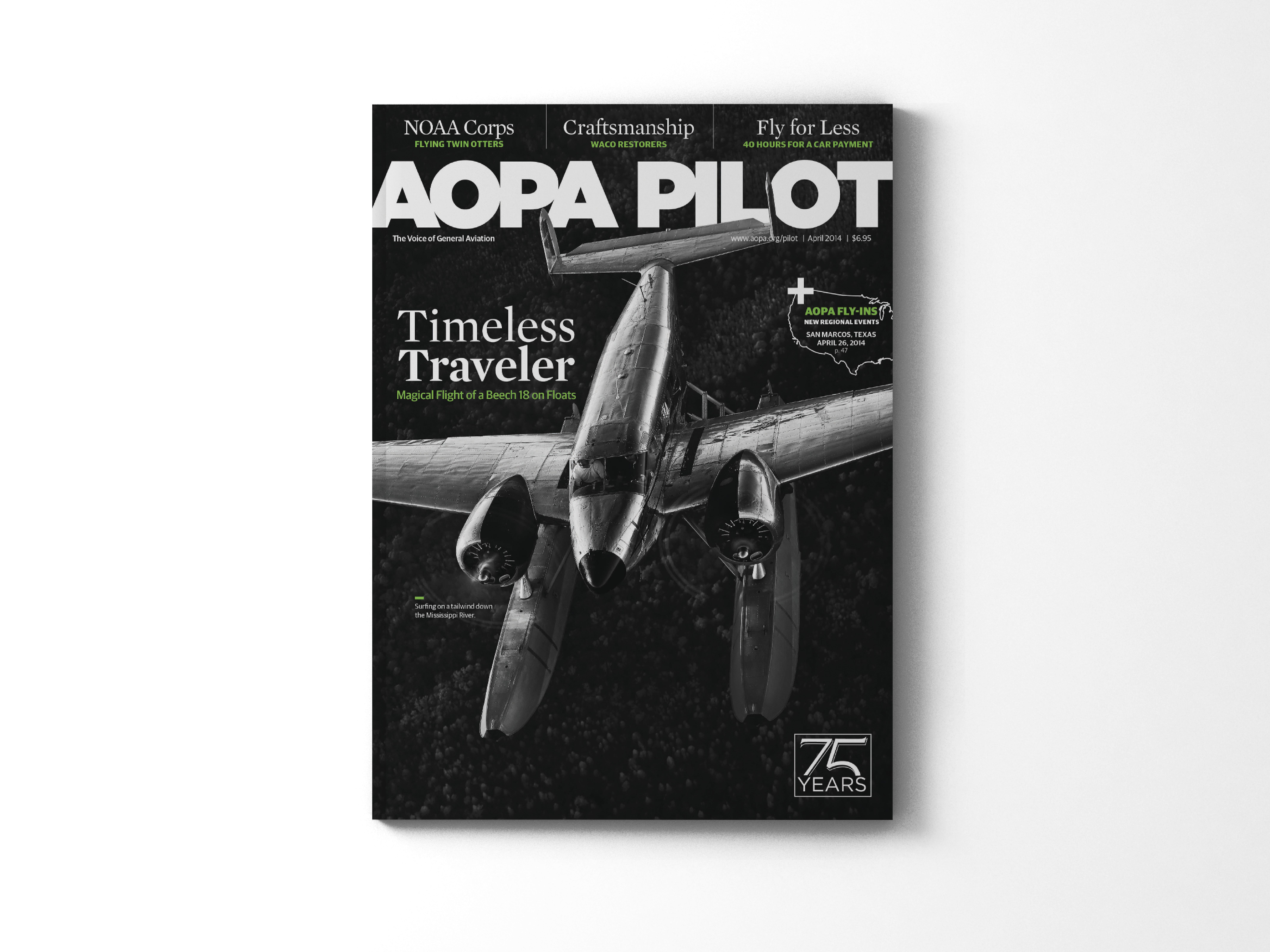 AOPA Pilot - Cover Design 2
