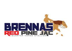 BrennasRedPinJac_horse