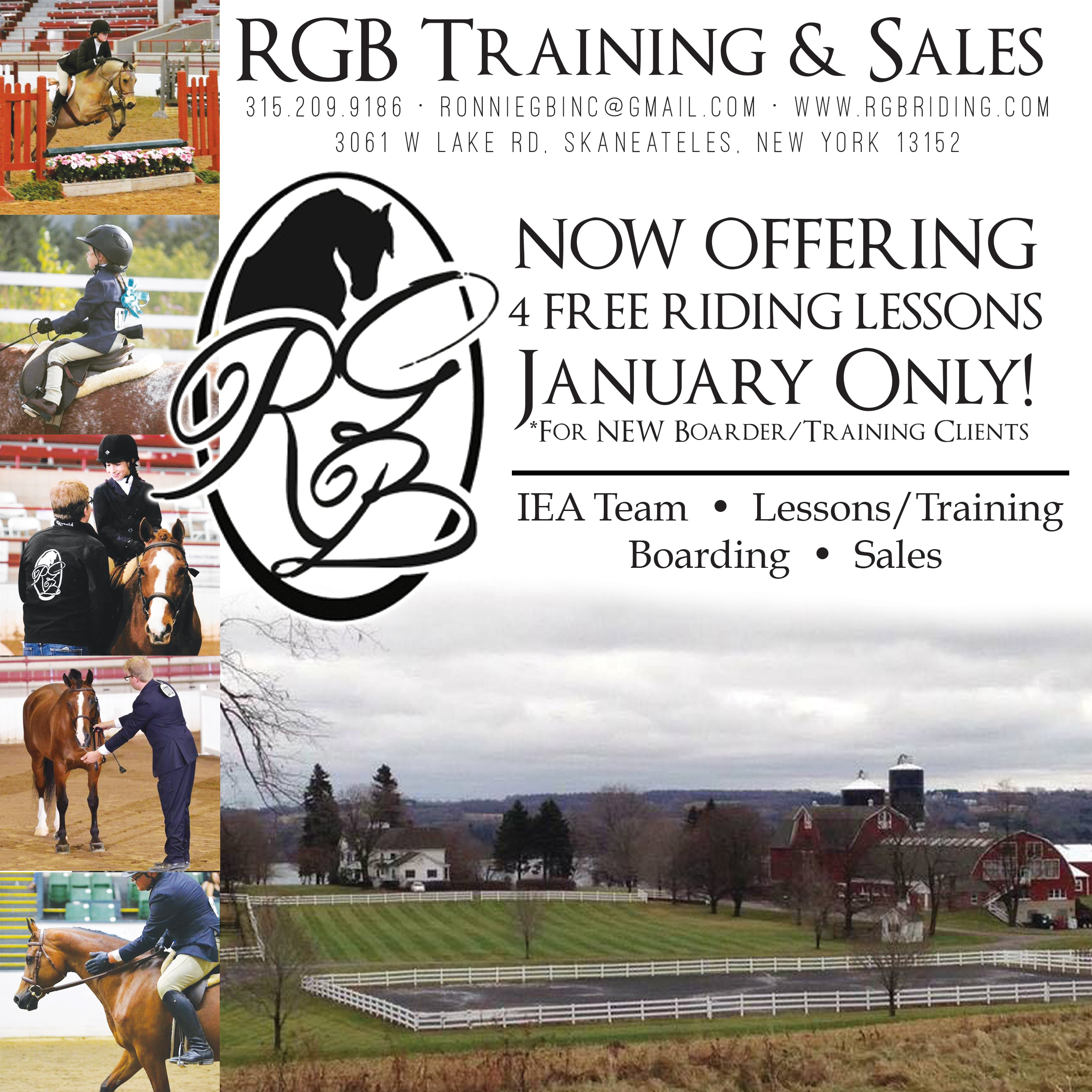 RGB Training & Sales