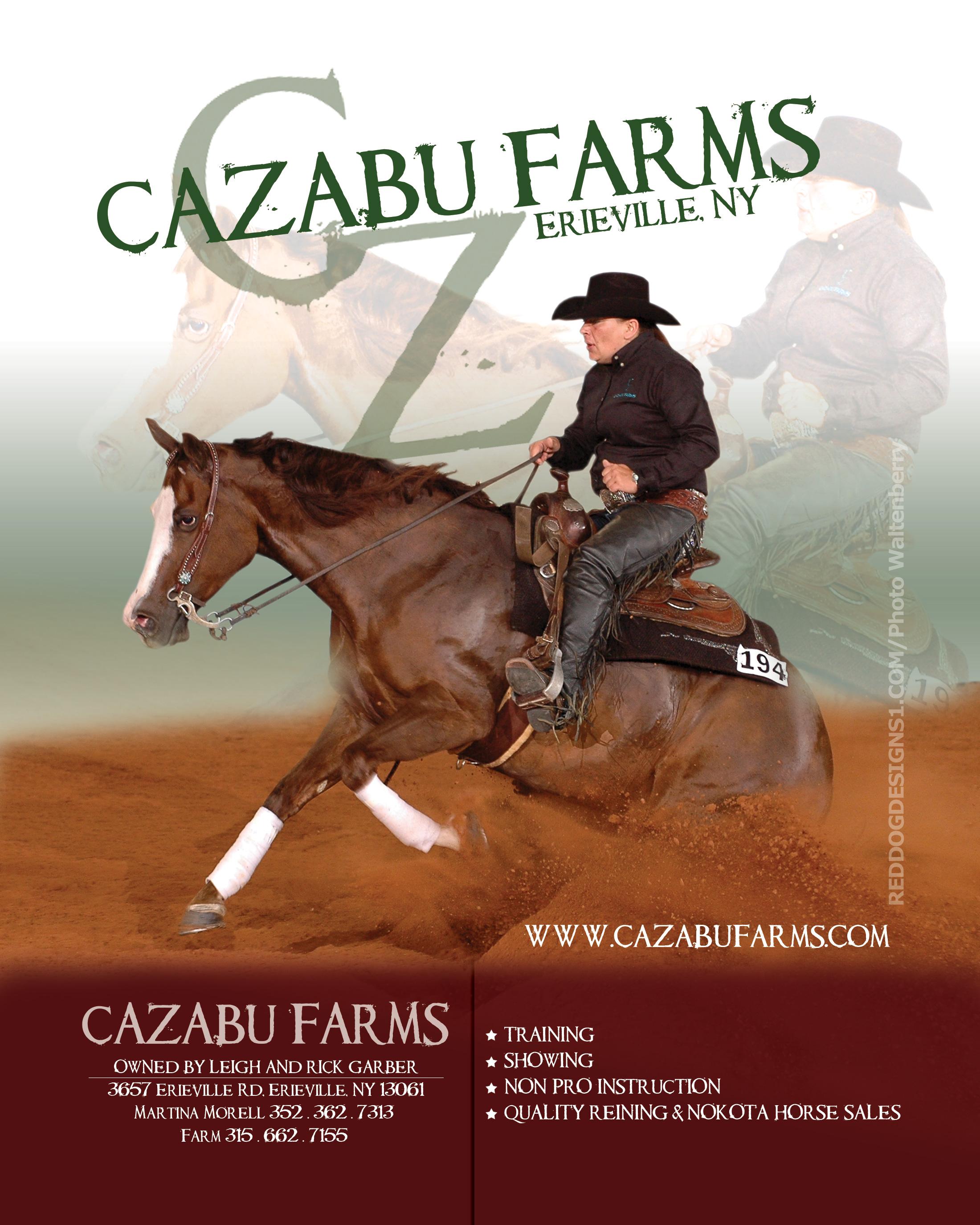 Cazabu Farms