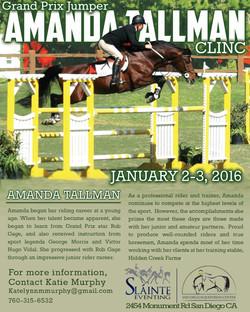 Amanda Tallman Clinic