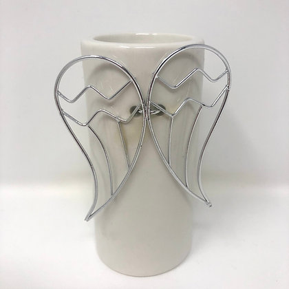 Angel Wing Tea Light Holder