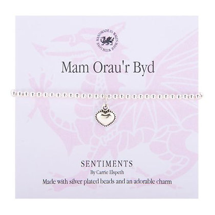 Mam Orau'r Byd/World's Greatest Mum