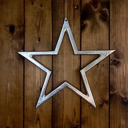 Aluminium Hanging Star