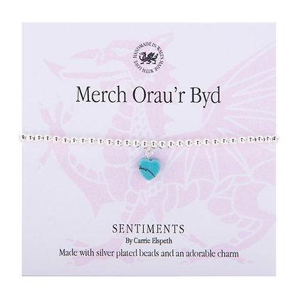 Merch Orau'r Byd/World's Greatest Daughter