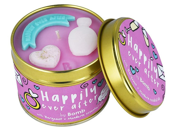 Bomb Cosmetics - Happily Ever After Tinned Candle