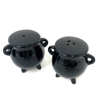 Caldron Salt and Pepper Set