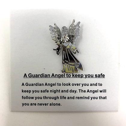 Guardian Angel Pin Equilibrium