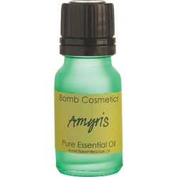 Bomb Cosmetics Amyris Essential Oil 10ml