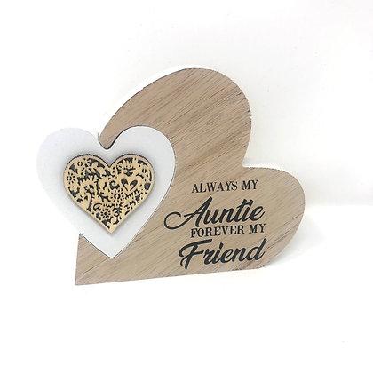 Small Auntie Heart Block