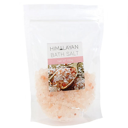 Pink Himalayan Bath Salts