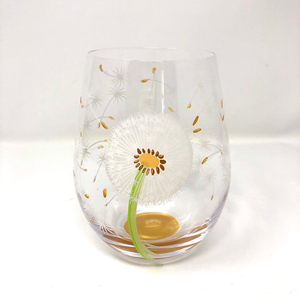Lolita Dandelion Wish Glass