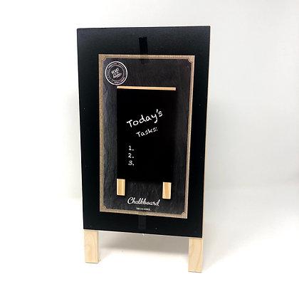Mini Wooden Chalkboard