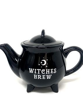 Witches Brew Ceramic Tea Pot
