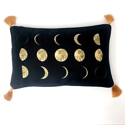 Moon Phases Cushion