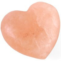 Heart Shaped Salt Soap