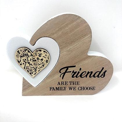 Small Friends Heart Block