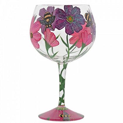 Lolita My Drinking Garden Gin Glass