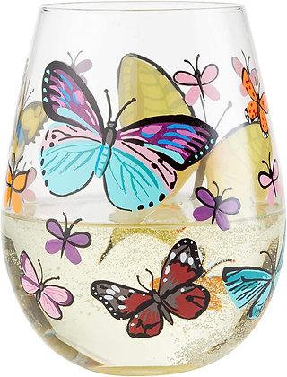 Lolita Butterfly Glass