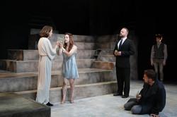 "Laertes in ""Hamlet"" at LAMDA"