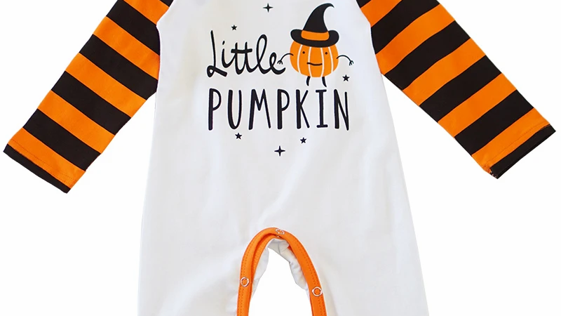 Little Pumpkin Romper