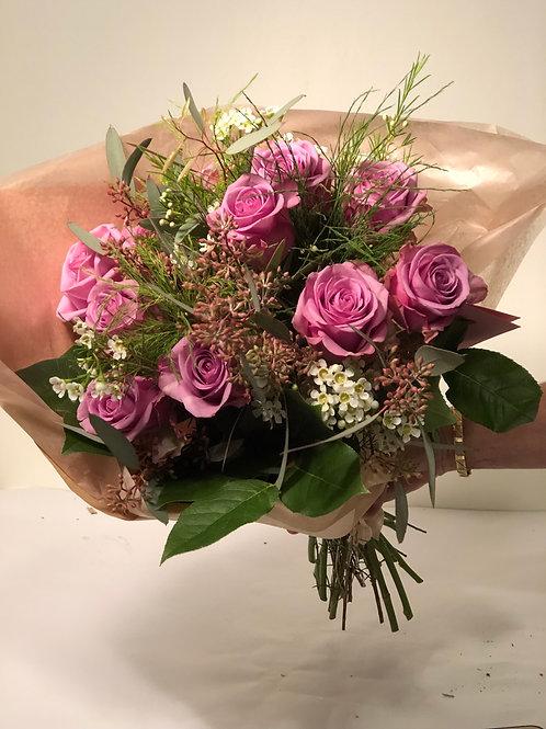 Valentines Day - 12 Stem Rose Bouquet