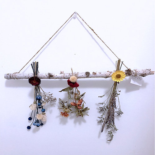 Small Birch Wall Hanging